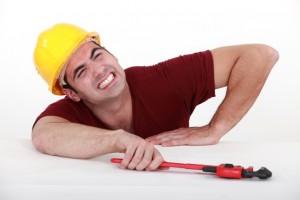 תאונות עבודה / פגיעה בעבודה