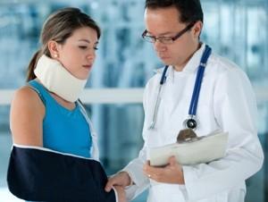 נזקי גוף בעקבות תאונת דרכים שבה מעורב הולך רגל